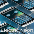 Neon Electric Keyboard 1.4