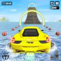 Water Surfing Car Stunts 1.0.30