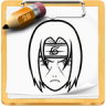 How to draw anime 1.2