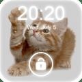 4K Cat Lock Screen Wallpaper 1.0