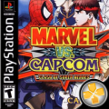 Marvel Vs Capcom - Clashofthe SuperHeroes: PSX 1.0.1