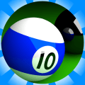8 Balls Of Fire : Free Online Pool Game Play 1