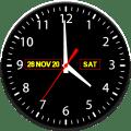 Night clock Screensaver 1.0.0c