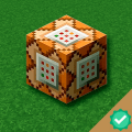 Command block for MCPE 1.0