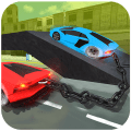 Chained Cars Racing Stunts 1.0