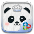 Noble Panda GO Launcher Theme 40.99