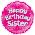 Birthday Wishes for Sister, Quotes, Greeting Cards 1.6