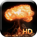 Nuclear Explosion Live Wallpap 4.0