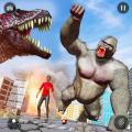 Gorilla Animal Rampage 2020: City Smash 1.16