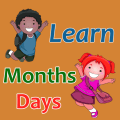 Learn Months and Days names 1.0