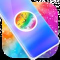 Colorful Clock Live Wallpaper 1.0