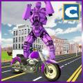 Moto Robot Transform Simulator 1.0