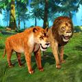 Lion Simulator Family: Animal Survival Games 1.05c