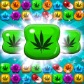 Weed Match 3 Candy Jewel - Crush cool puzzle games 5.14c
