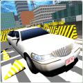 City Limo Car Parking Sim 3D 2.0