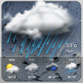 Real-time weather display 16.1.0.47410_47560