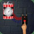 Time Bomb Crack Screen - Bombs explosions Prank 1.0.2