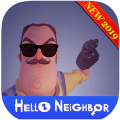 House  neighbor Alpha series Walktrough New Update