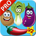 Vegetable Flashcards PRO 3.08