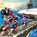 Underwater Robot Transform Future Transport Game 1.0