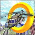 City Helicopter Flight Stunt 1.0