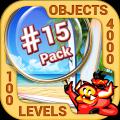 Pack 15 - 10 in 1 Hidden Object Games by PlayHOG 89.9.9.9