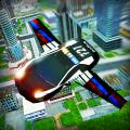 Flying Police Car 3D 1.0