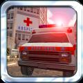 Emergency Ambulance Driver 3D 1.1