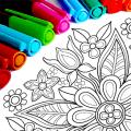 Mandala Coloring Pages 10.2.0