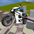 Flying Police Bike Simulator 1.3