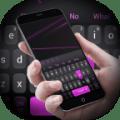 Classic Black Keyboard Theme 10001004
