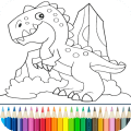 Dino Coloring Game 9.7.2