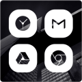 Pasty Free - White Icon Pack 3.1.8