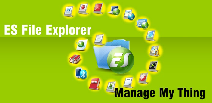 ES File Explorer/Manager PRO android