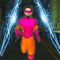 Superhero Gangster City - Superhero Rescue Games 1