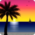 Sunrise Sunset Live Wallpaper 1.1