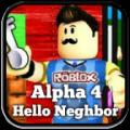 Hello Neighbor Roblox Alpha 4 Guide 1.0