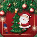 Happy Christmas WAstickers-Santa sticker xmas day 2.0