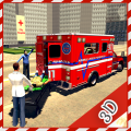 Ambulance Rescue Game 2017 1.0