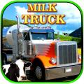 Farm Milk Delivery Truck Sim 1.0