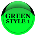 Green Icon Pack Style 1 ✨Free✨ 4.3