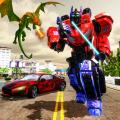Dragon Transform Multi Robot Transform 1.0