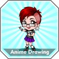How to Draw Anime Drawing Tutorials Step by Step Offline 1.0