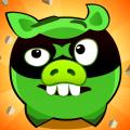 Fire Piggy -- hit the bad piggy brain game 3.05