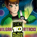 Ben 10 - Alien Force Vilgax Attacks 2
