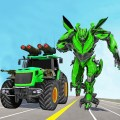 Flying Robot Tractor Transforms Games 1.0