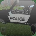 Addon Police Patrol Car for MCPE 1.0