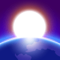 3D Earth - real earth image and space 0.3.50