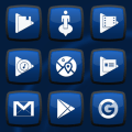 Royale Anna Blue Icons 1.1.1