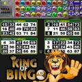 King of Bingo - Video Bingo 1.25c